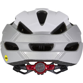 Bell Trace LED MIPS Helm Dames, matte white/silver